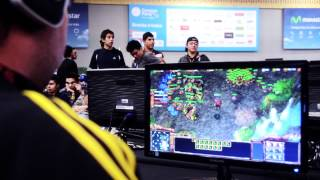 StarCraft 2 WCS Colombia Nationals