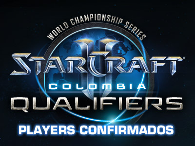 Confirmados los 32 players de Colombia que jugarán en la Starcraft II World Championship Series Qualifiers