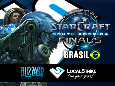 StarCraft II World Championship Series: South America Finals